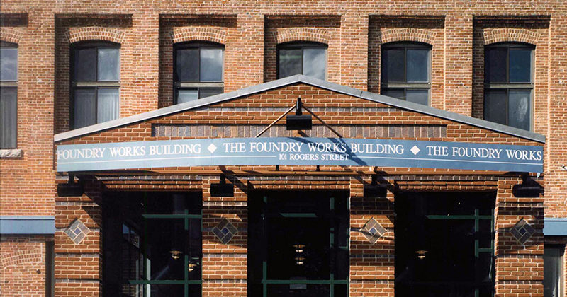 The Foundry Works Building, Cambridge, MA