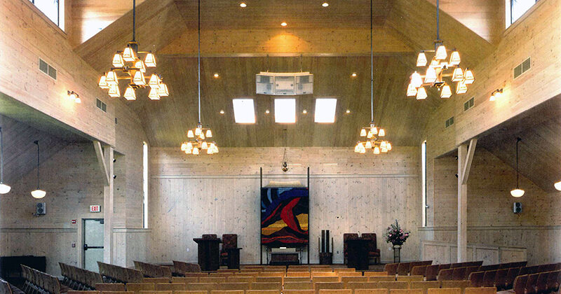 B'nai Shalom, Westborough, MA (In association with William Sloan Architects)