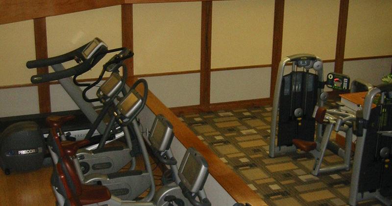 Dedham Health & Athletic Complex, Dedham, MA (60/60 Program Space)