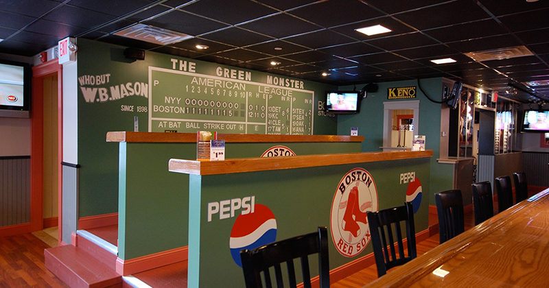 HomePlate, Bay Street Grill, Taunton, MA