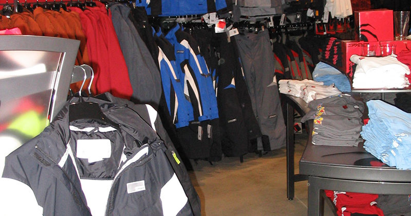 Spyder Active Sports Outlet Store, Wrentham, MA