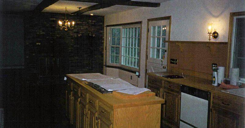 Interior - Before Renovation