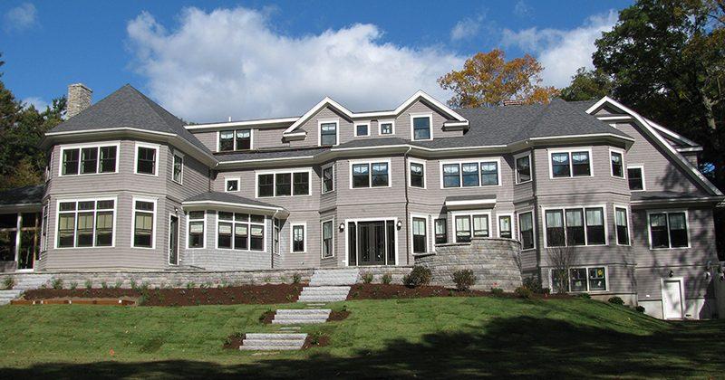 Newton House - Finished