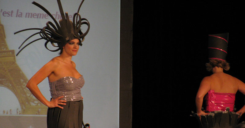 2010 IIDA Fashion Show