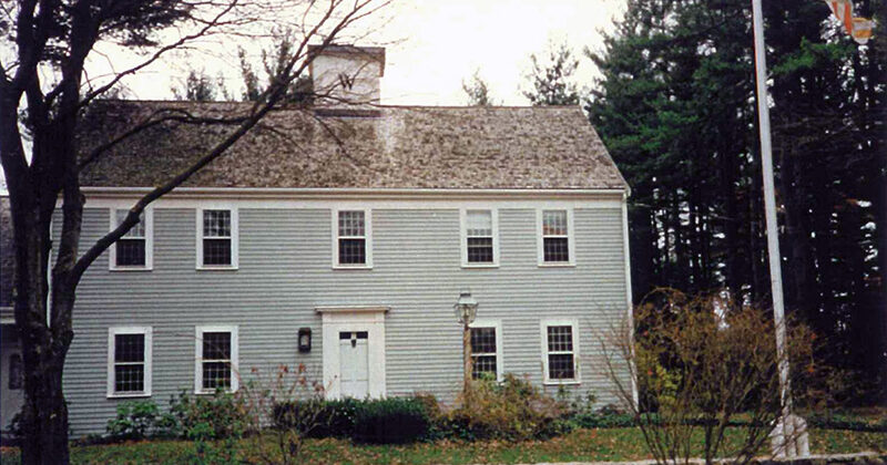 Exterior - Before Renovation