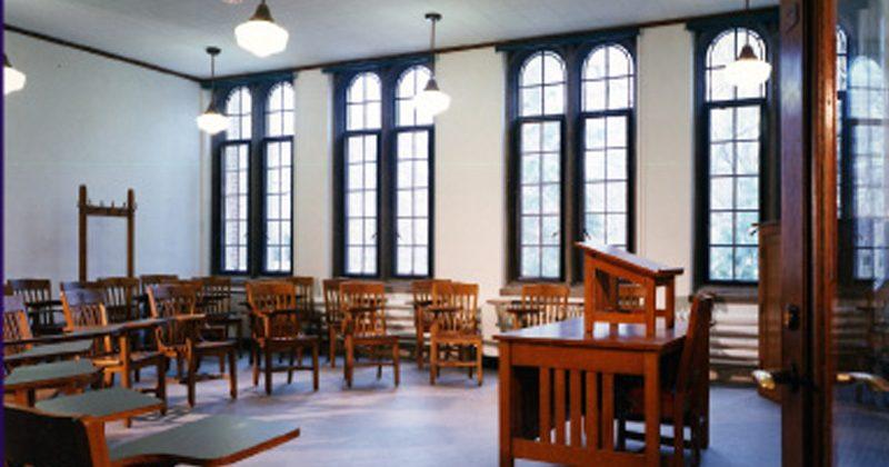 Founders Hall Wellesley College, Wellesley, MA