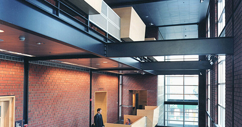 Chelsea Trial Court, Chelsea, MA (In association with Schwartz/Silver Architects)