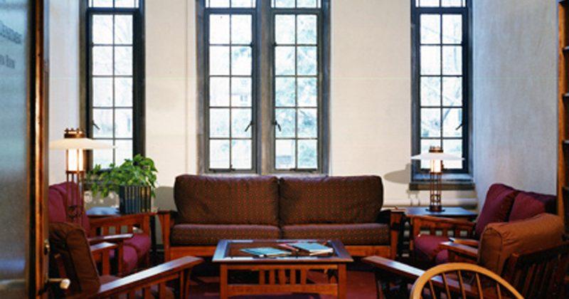 Lake House Dormitory Wellesley College, Wellesley, MA